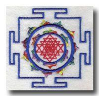 Shri Yantra Mandala