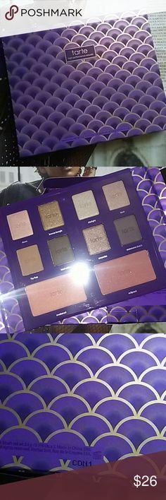 Tarte Tarte face full of gorgeous. NIB, full size palette. Tarte Makeup Eyeshadow