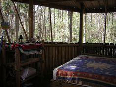 hostel in the forest brunswick, ga. THIS IS THE TREEHOUSE I STAYED IN! The Dragon's Lair :)