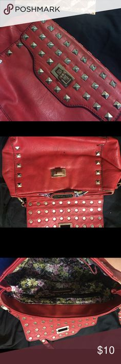 Urban outfitters small red purse Only 10$ Bags