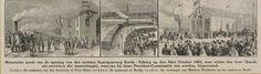 Staatsspoorweg Breda-Tilburg op den 5den october 1863