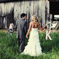 Cool photo. WV WEDDINGS.