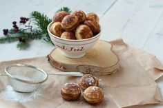 Recipe for homemade and original Danish Aebleskiver
