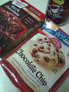 Peanut butter cup mocha cookie brownie pictures