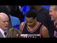 CJ McCollum GAME WINNER |Blazers vs Mavericks| February 7, 2017
