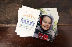 INVITATIONS BDAY - HARRY'S 4th