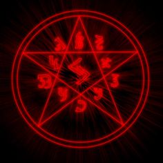 Pentagram Art | Pentacle Art