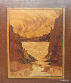 Veneer Wood Marquetry Inlays Looking for more woodworking projects? Wood Burning Crafts, Wood Crafts, Wooden Projects, Wood Veneer, Inlay Wood, Parquetry, Wood Patterns, Design Crafts, Woodworking Crafts