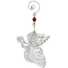 Angel Ornament Waterford Crystal, Angel Ornaments, Royal Doulton, Fine Porcelain, Pottery Art, Decorative Bells, Belly Button Rings, Personalized Items, Crystals