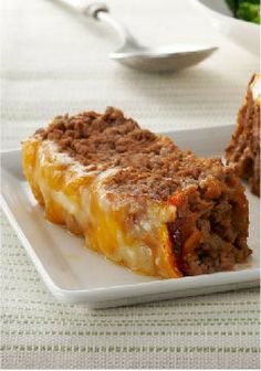 Quick-Fix Cheeseburger Meatloaf – Meatloaf is especially delicious when it's topped with the makings of a cheeseburger: melty cheese and ketchup.