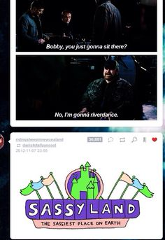 Bobby Singer | Supernatural fandom This is one of my favorite episodes that are funny, ya gotta love his sass.