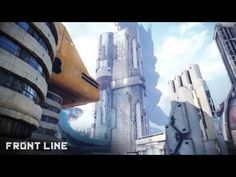 HAWKEN - Map Overview: Front Line