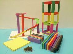"""Ontdekplek.nl - 50 werkbladen met """"techniek"""" als thema - voor kinderen van 4 tot 12 jaar."""