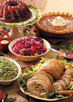 A Treasured Turkey Dinner