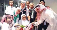 Mekah - Raja Arab Saudi King Salman memastikan bahwa jemaah haji Indonesia berusia 104 tahun Maria Marghani Muhammad mendapat perawatan maksimal selama melakukan ibadah haji. Seperti dikutip dari Al Arabiya Rabu (30/8/2017) Nenek Maria pun berterima kasih atas kedermawanan Raja Salman terkait perawatan dan dukungan yang diterimanya di Tanah Suci. Menurutnya hal itu mencerminkan kemurahan hati dan tingkat layanan yang diberikan Arab Saudi kepada para tamu dan jemaah haji. Dia juga…