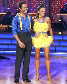 dancing with stars costumes | ... Costumes on Dancing with the Stars - What's Right Now - Fashion