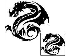 Dragon Tattoos F2F-00067 Created by Francisco