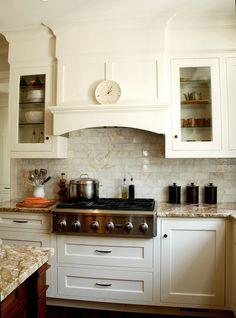 range hood hopes + dreams | stove, kitchens and walls