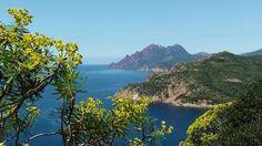Calanque de Piana en Corse du Sud