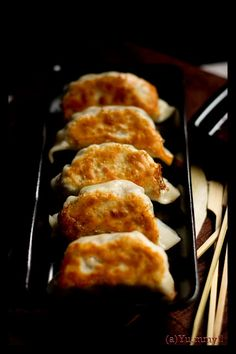 Potstickers or Kuo Tie