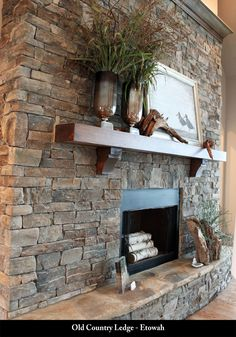 Coronado Stone Products - Residential Projects - Fireplaces ...
