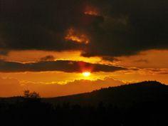 2008 04 03 Le coucher du soleil