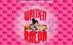 WALLPAPERS HD: Wreck It Ralph 2 Vanellope