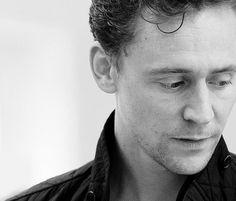 Tom Hiddleston in #Coriolanus rehearsals. Via Twitter