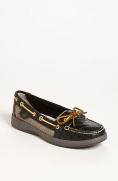 Sperry Top-Sider® 'Angelfish - Quilted' Boat Shoe available at #Nordstrom
