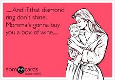 Wine lullaby?  I like it!