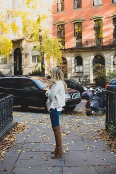 Easy Fall Dressing - wit & whimsy