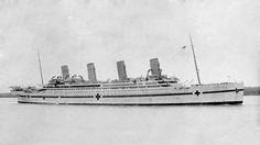 Genealogical Gems: On This Day: HMHS Britannic leaves Belfast http://genealogybyjeanne.blogspot.com/2015/02/on-this-day-hmhs-britannic-leaves.html?spref=tw #OnThisDay #history