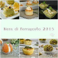 Menù di Ferragosto 2015  http://blog.giallozafferano.it/rafanoecannella/menu-di-ferragosto-2015/