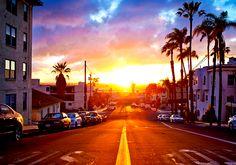 I love Cali <3