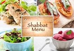 Shabbat Menu: Chicken Piccata and Berry Sorbet