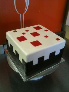 Minecraft Birthday Cake In Minecraft Wallpaper Minecraft Tnt Block Cake By Serseus On Deviantart Pictures