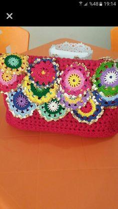 Blanket, Crochet, Bags, Handbags, Chrochet, Taschen, Rug, Crocheting, Blankets