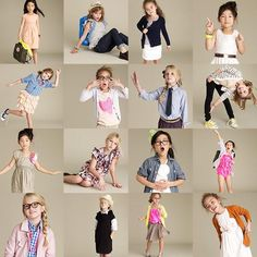 I aspire to one day dress my children this cute. Jcrew crecuts