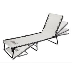 Converta Suspension Cot Chaise Lounge - http://delanico.com/chaise-lounges/converta-suspension-cot-chaise-lounge-589158797/