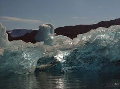 Arctic 'is set to reach by - There is wide political agreement that global average temperatures should not rise more than above their level several centuries ago. The rise some scientists expect in the Arctic by 2100 is more than six times as great. Greenland Travel, Sea Ice, Physical Geography, To Reach, Arctic, Alaska, Weather, Earth, Vacation