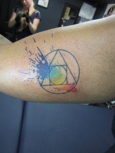 Mental alchemy tattoo