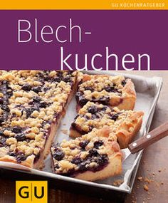 Sheet Cake.  It is probably even really good sheet cake.  But.  It's called Blech Kuchen which makes it sound terrible.