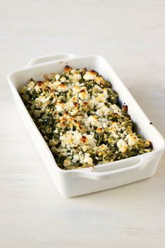 Snack the Super Bowl the right way w/ Spinach Artichoke Dip