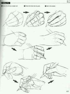 Manga Drawing Tips Hand writing drawing reference Drawing Poses, Drawing Lessons, Drawing Techniques, Drawing Tips, Drawing Tutorials, Drawing Sketches, Pencil Drawings, Drawing Hands, Sketching