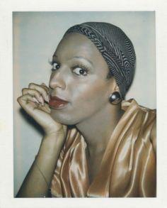 Andy Warhol's drag queen snap shots, 1974