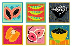 theodore + paper: food for thought cards boxed set – theodore + paper