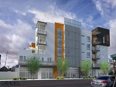 The Residences at 235 Raslton Street - The future of urban living in Reno is now. A thoroughly modern, mixed-use building featuring 28 upscale condominiums and ground-level retail in the heart of downtown Reno.