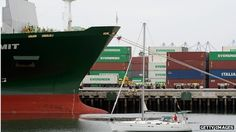 US trade deficit narrows to $34.2bn in June