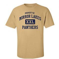 Mirror Lakes Elementary School - Lehigh Acres, FL   Men's T-Shirts Start at $21.97