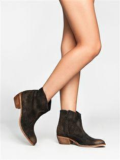 Diba PLEN TEE Gold Dusted Cowboy Bootie | Shop Diba Shoes